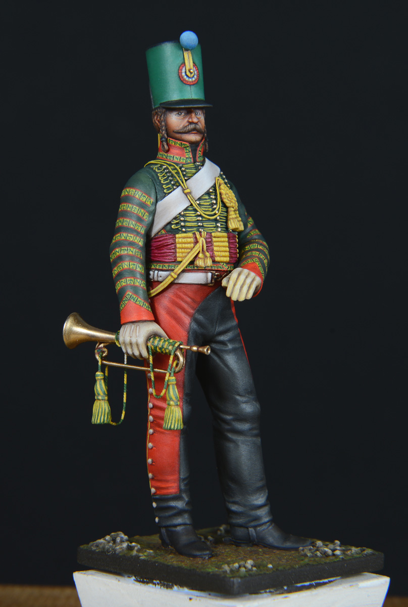 Trompette de Hussards du 7ème Régiment à Waterloo. - Page 2 1607291208273593414399698
