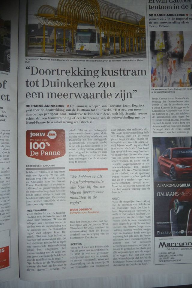 Heropening spoorlijn Duinkerke - Adinkerke ? - Pagina 11 16073010534321508714401123