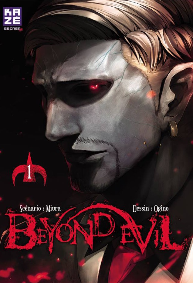 Beyond Evil Tome 1 à 3 - pdf