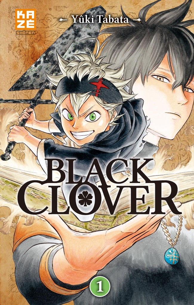 Black Clover Tome 1 - pdf