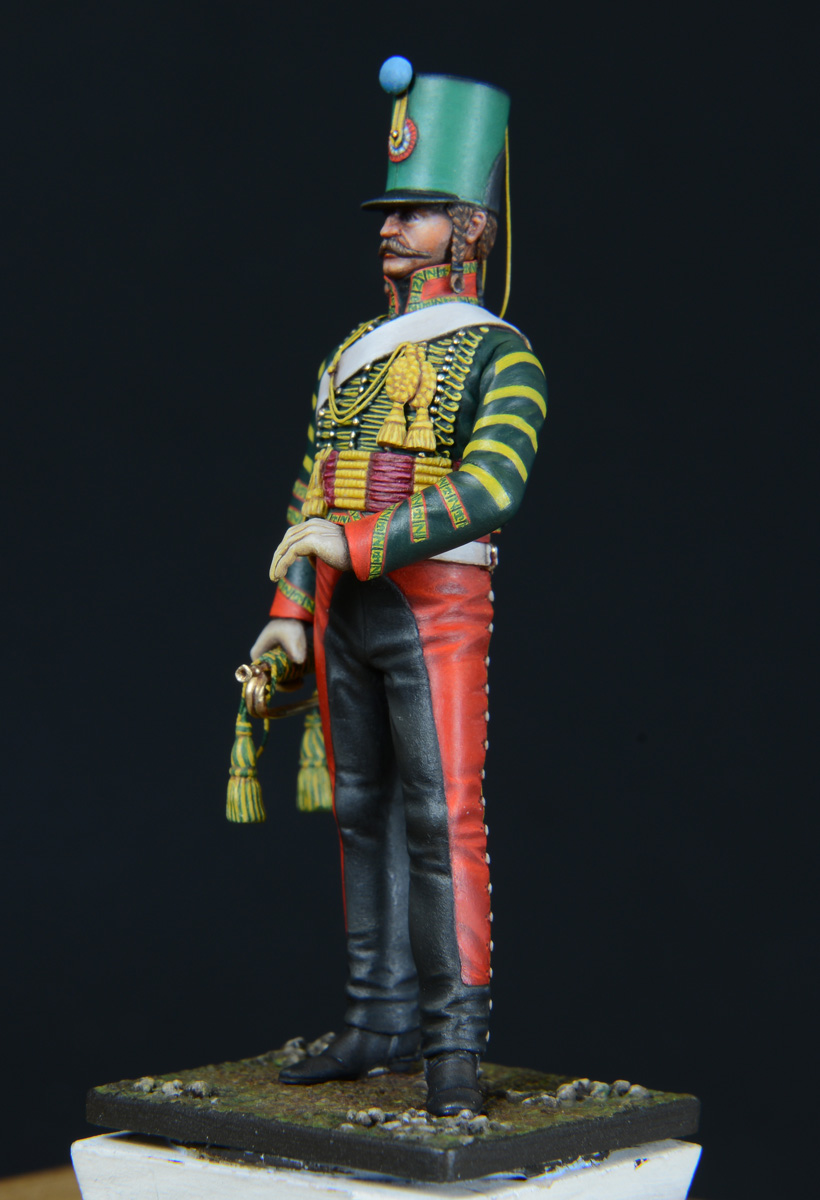 Trompette de Hussards du 7ème Régiment à Waterloo. - Page 3 1608021254023593414406472
