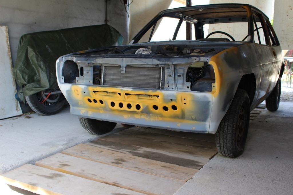 Fiesta MK1 Blacktop 2L. 16080405180212905814410488