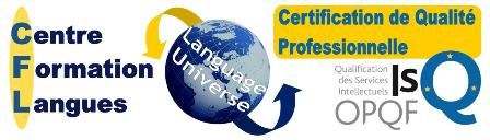Centre Formation Langues