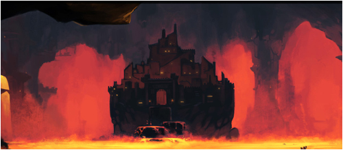 Description de la forteresse 16081310105620113014426750