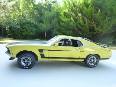 Album Ford Mustang Boss 302