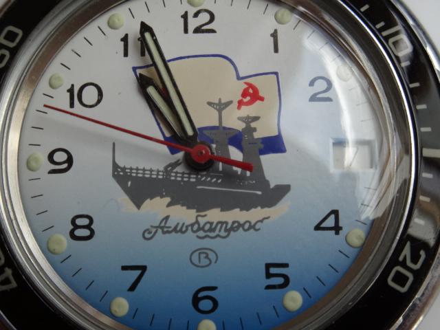 Vostok albatros : les origines 16081708330112775414435703