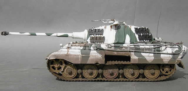 [ TAMIYA 1/35 ] TIGRE ROYAL  16081912135521038614438913