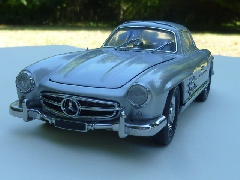 Album Mercedes-Benz 300SL 1954