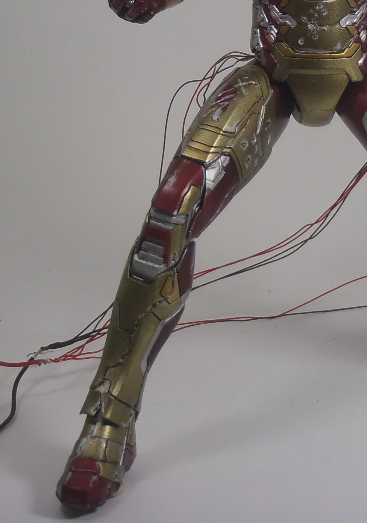 IRON MAN 1/9 (dragon model ) 16082409153715742614449793