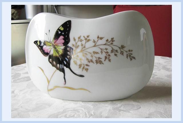 Christiane : Peinture sur porcelaine 1609040528321858214470905