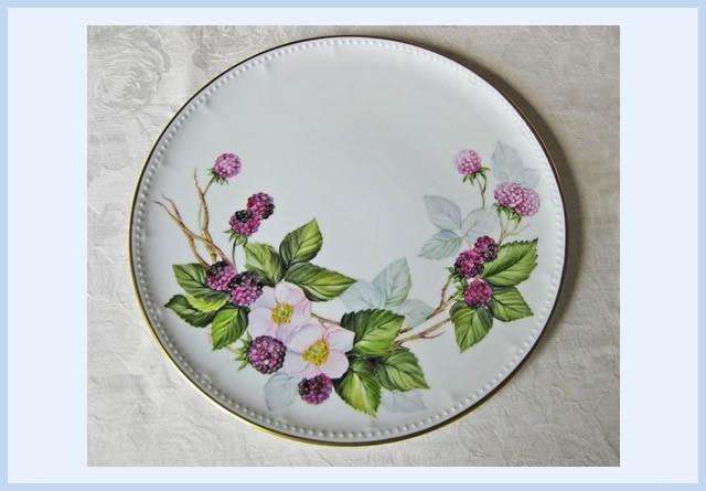 Christiane : Peinture sur porcelaine 1609040528341858214470909