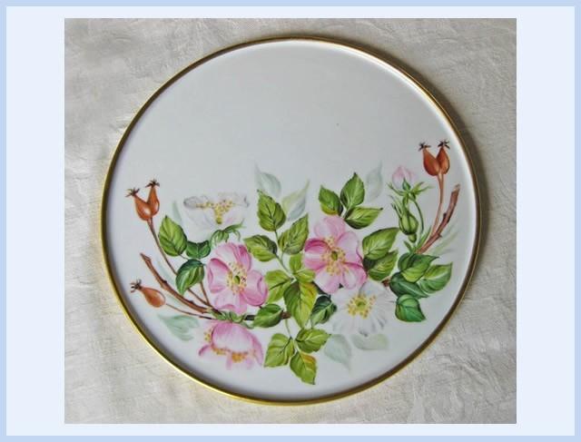 Christiane : Peinture sur porcelaine 1609040528341858214470910
