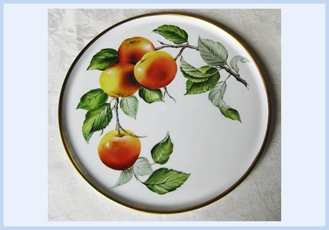 Christiane : Peinture sur porcelaine 1609040528341858214470911