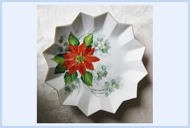 Christiane : Peinture sur porcelaine 1609040528351858214470915