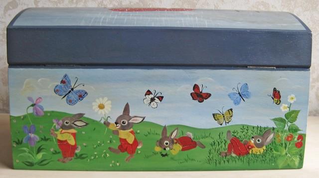 Christiane : Peinture sur bois II 1609040955131858214471631