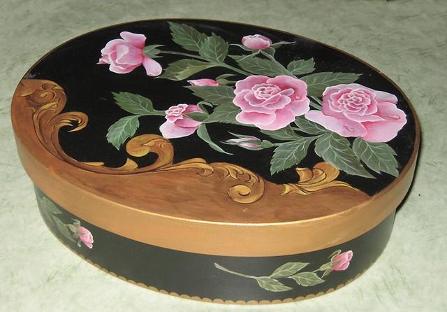 Christiane : Peinture sur bois I 1609040955191858214471651