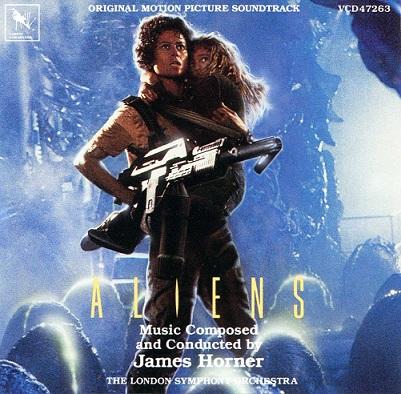 MUSIQUE : ALIENS - Futile Escape dans Aliens 16090508524515263614472120