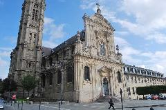 CAMBRAI 2010 - Septembre 2010 La Cathédrale de Cambrais