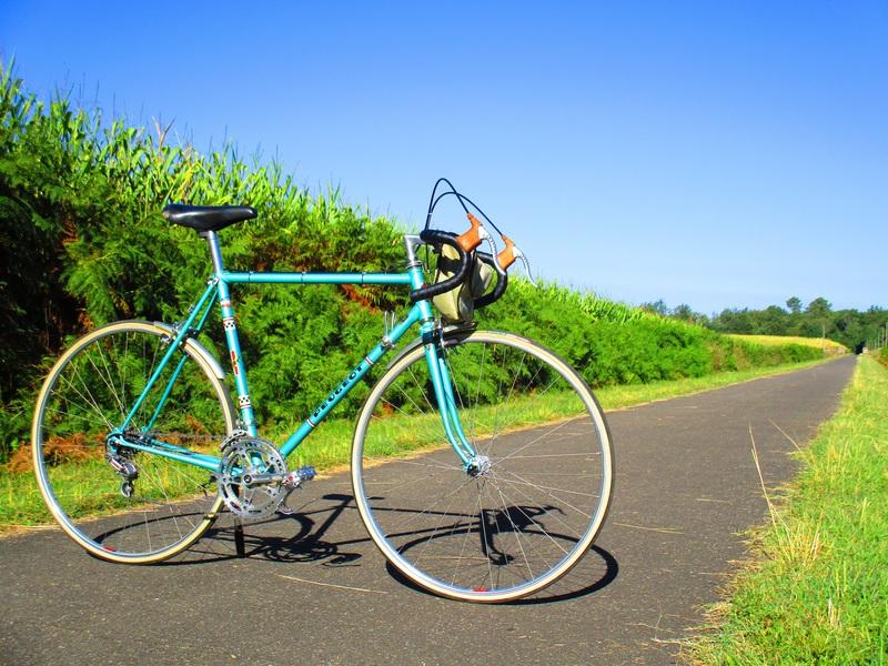 Peugeot  ps10 1978 bleu turquoise 16090702435913185314477182