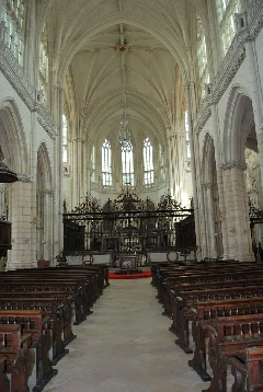 PAS DE CALAIS 2008 - Aout 2008 Saint Riquier 62