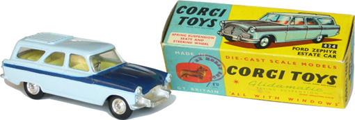 Ford Zephyr Estate car Corgi-Toys