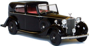 Rolls-Royce Phantom III Oxford