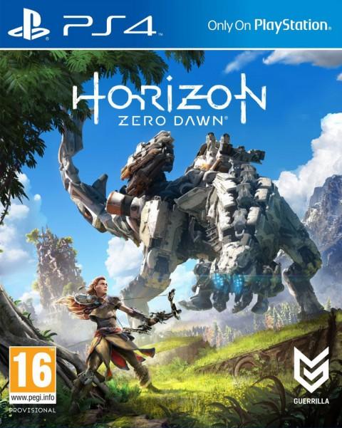 Horizon Zero Dawn  1610010914444975114528153