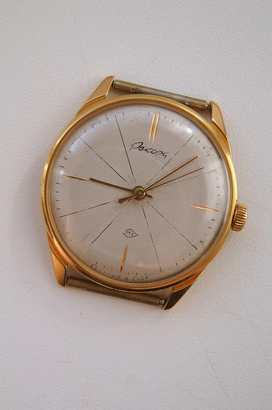 Répertoire des marques des montres soviétiques 16100202572512775414530639