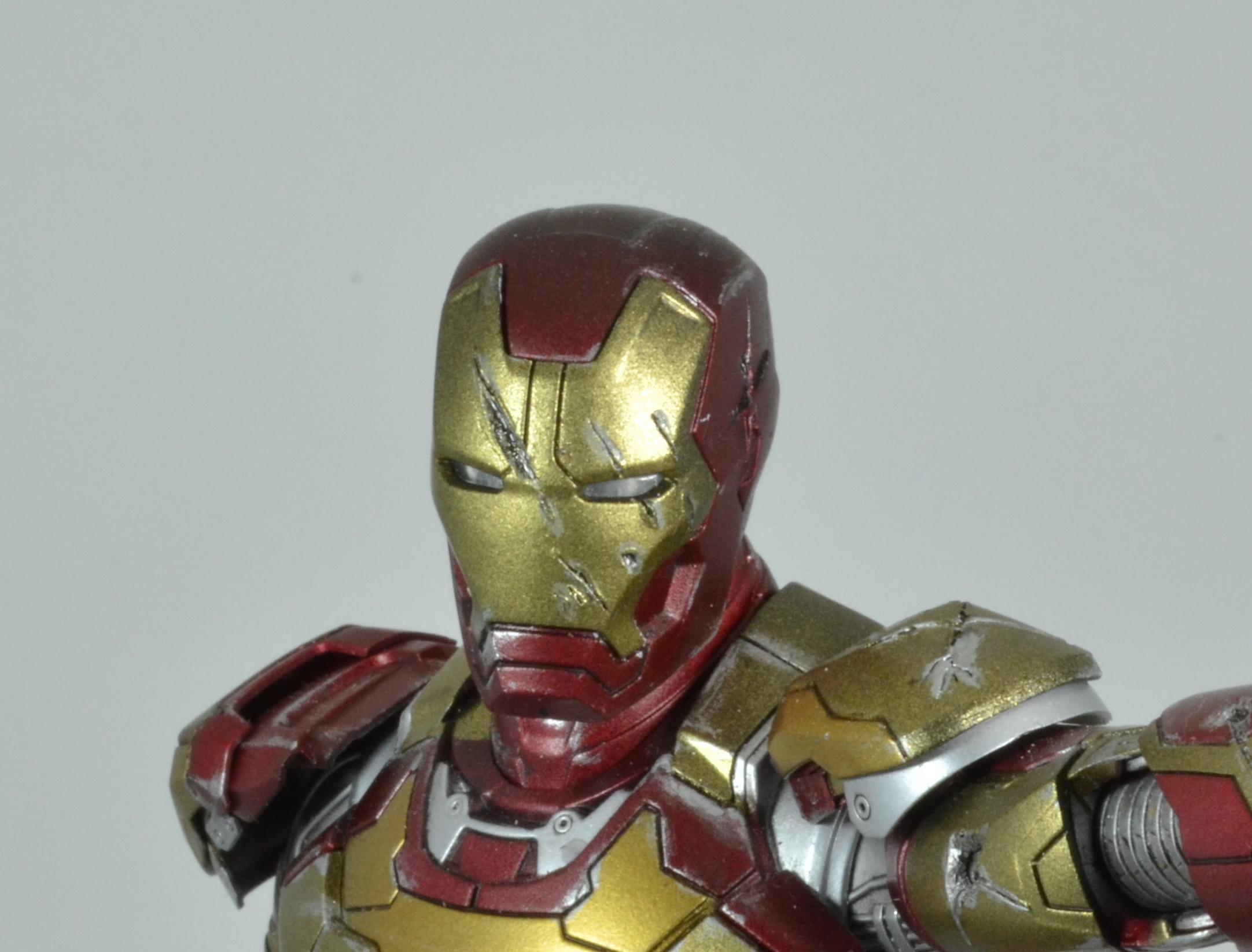 IRON MAN 1/9 (dragon model ) 16100310090415742614533374