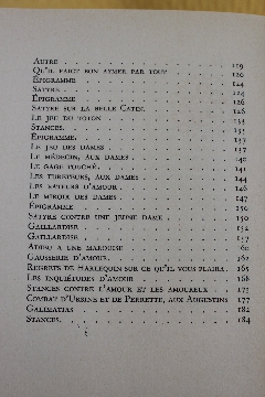 Album CURIOSA Le cabinet Satyrique illus. de Pierre Leroy chez Guillot 1952  ex n°1042