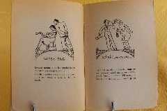 Album CURIOSA le dictionnaire de l'AMOUR édi; DE LA TOURNELLES 1946   120 dessins