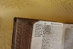 Album LA17 LES OEUVRES MORALES DE PLUTARQUE 1613 banquet des 7 sages/amitié fraternelle