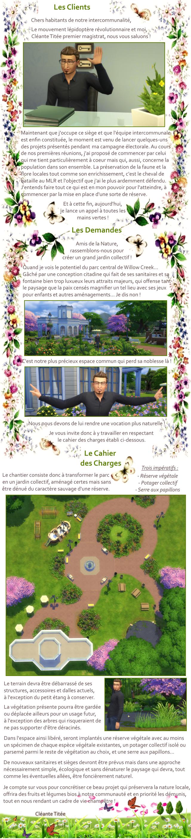 Défi n°8 : Municipalité [Réserve naturelle / Jardin collectif] 16100705052521150514541307