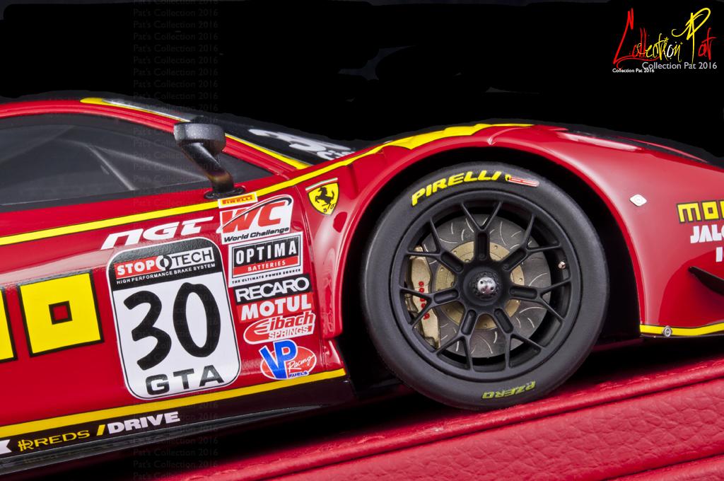 458 GT3 #30 Momo 5