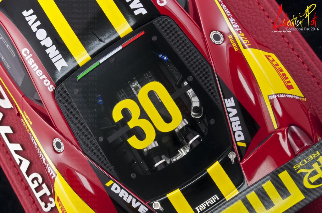 458 GT3 #30 Momo 3