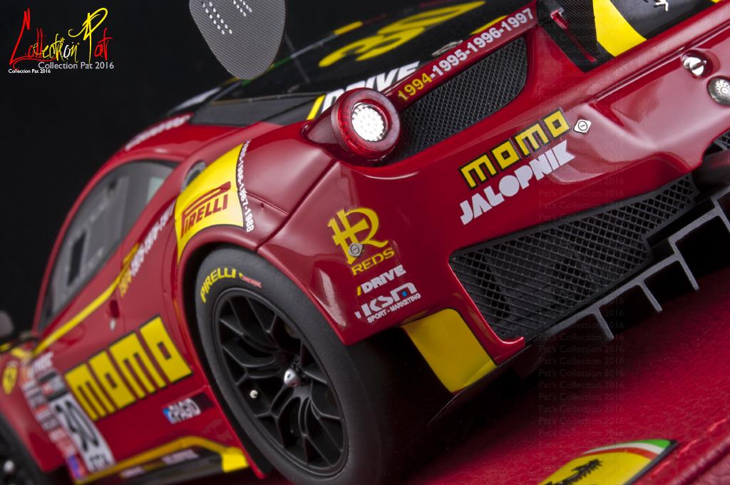 458 GT3 #30 Momo 2