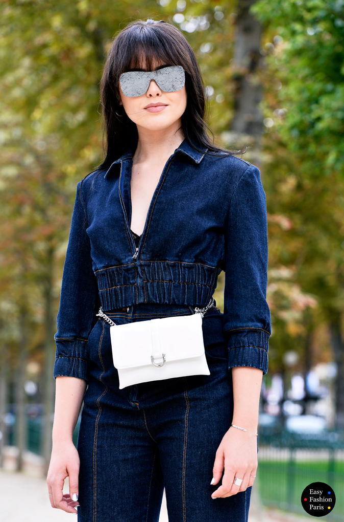 Kristina Bazan - Paris Fashion Week 2016
