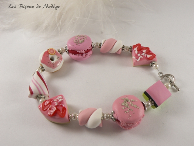 bracelet marage gourmand