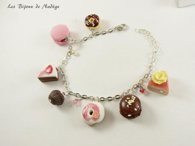 bracelet mariage bonbon