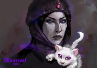 La Reine Beruthiel et ses chats 1610140129318246714555628
