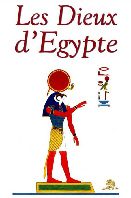 CHAMPOLLION Jean-Francois-Les Dieux d'Egypte