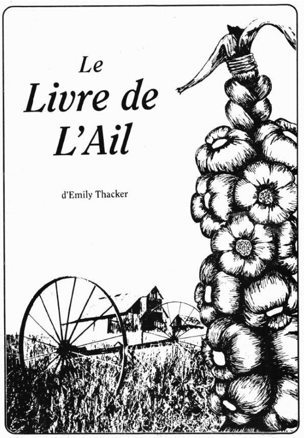 Le Livre de L'Ail - Emily Thacker