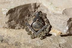 Album ARGENT FRANC-MAçONNERIE ancien bijou XIXème en argent COSMOPOLITA 1883 SUPERBE