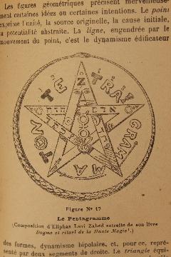 Album 1928 SCIENCE OCCULTE et MAGIE PRATIQUE Editions DANGLES P JAGOT 37 illustrations - Image IMG_