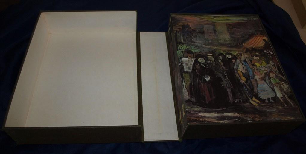 Camus la peste edition num rot e illustr e par edy legrand deux volumes 1962 ebay - Grand frais mondeville ...