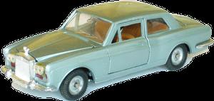 Rolls-Royce Silver Shadow coupé Mebetoys