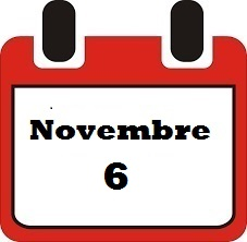 Novembre 6