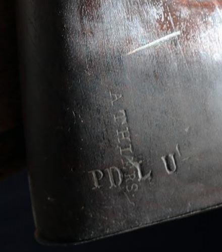 """Au sujet du marquage """"A.N."""" 1791-1792 1611040748094869714608300"""