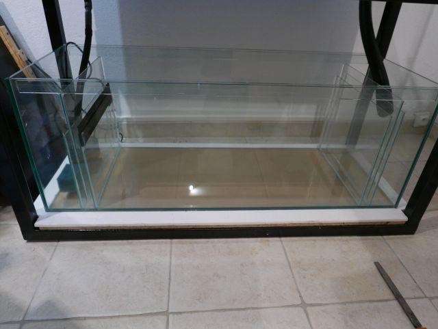 Aquarium 380 L total en système Jaubert déporté + ATS 16110710335013025714616111