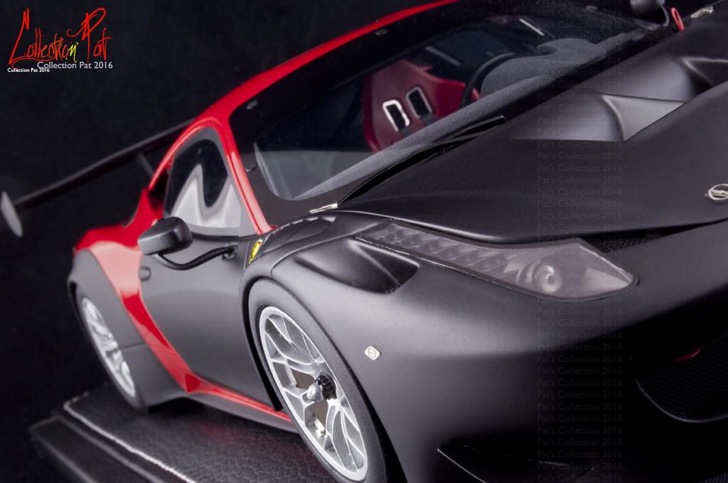 458 Italia GT3 Test 5